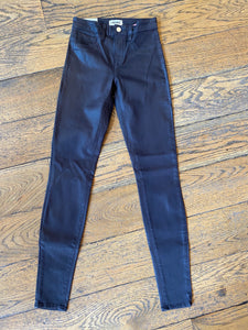L'agence Marguerite Skinny Coated Jean