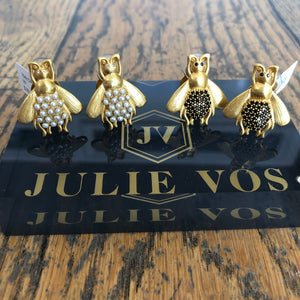 Julie Vos Pearl Bee Clipon