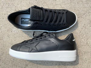 Golden Goose Black Pure-Star