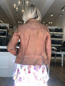 Doma Connie Leather Jacket