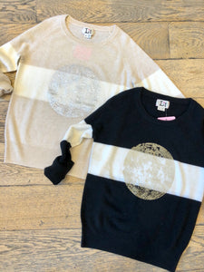 Label + Thread Sun and Moon Sweaters