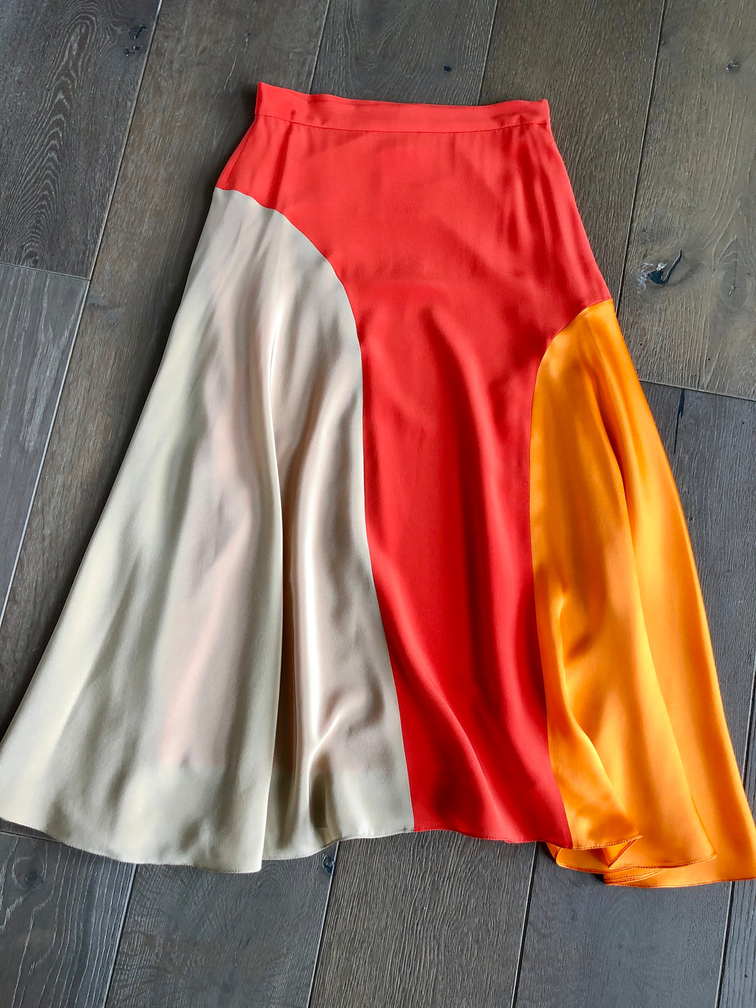 Chinti & Parker Flash Maxi Skirt