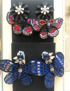 Mignonne Gavigan Butterfly Earrings