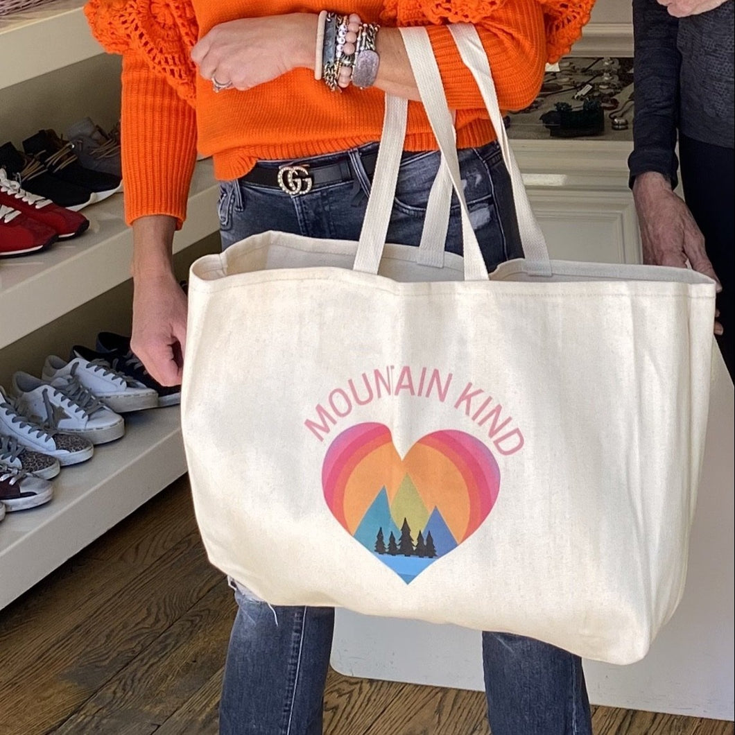 Two Skirts Mountain Kind Tote