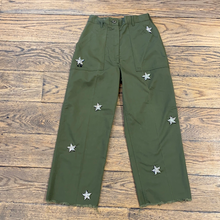 Load image into Gallery viewer, Rank & Sugar Star Embellished Utility Pant
