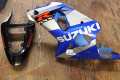 00 01 02 SUZUKI GSXR 1000 OEM LEFT RIGHT SIDE FAIRINGS TAIL LIGHT FAIRING - thesalvageguysonline