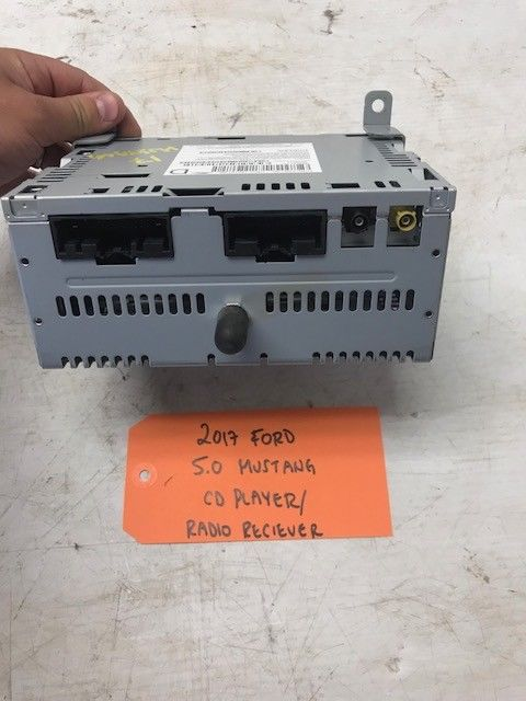 15 16 17 FORD MUSTANG 5 0 OEM CD PLAYER RADIO STEREO HEAD