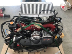 04-07 SUBARU IMPREZA WRX STI EJ257 COMPLETE UPGRADED ENGINE MOTOR COOLING TURBO - thesalvageguysonline