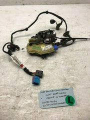 06 07 08 Bentley Continental Flying Spur LEFT REAR DOOR LATCH 3W5839013H