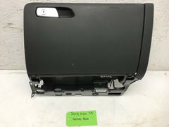 08-16 AUDI S5 A5 S4 BLACK GLOVEBOX DOOR ASSEMBLY
