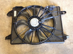 2014 DODGE CHALLENGER RT R/T HEMI ELECTRIC ENGINE RADIATOR COOLING FAN - thesalvageguysonline