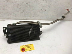 10-15 FERRARI 458 ITALIA RIGHT REAR OEM OIL COOLER W/ LINES 261256 248224 248225