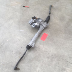 15 MINI COOPER S JCW R58 COMPLETE USED OEM ELECTRIC STEERING RACK & PINION 12-15 - thesalvageguysonline
