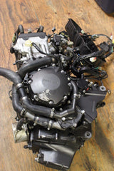 06 07 HONDA CBR 1000RR 1000 RR ENGINE MOTOR ASSEMBLY ONLY 4400 MILES!!! - thesalvageguysonline