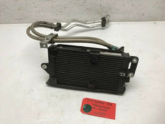 10-15 FERRARI 458 ITALIA LEFT REAR OEM OIL COOLER W/ LINES 261257 256689 260773