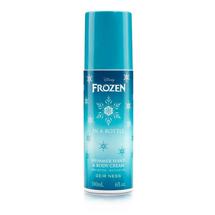Frozen in a Bottle Shimmer Hand & Body Cream
