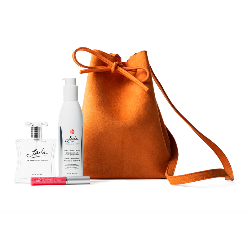 Oslo L'Orange Purse Set