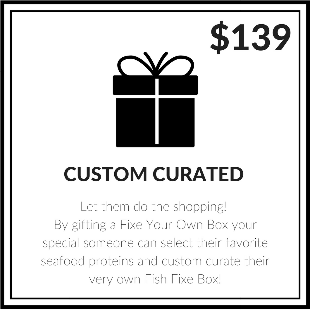 $139 FISH FIXE GIFT CARD