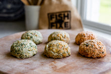 FISH FIXE CAKE SAMPLER
