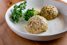 Fish Fixe Crab Cakes // 5.5 oz. portions // 2 portions per pack