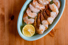 Wild Caught Gulf Shrimp // 6-7 oz. portions // 2 portions per pack
