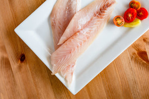 Wild Caught Gulf Snapper // 5-7 oz. portions // 2 portions per pack
