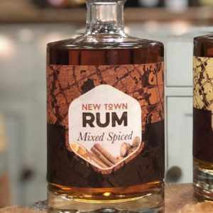New Town Rum - Mixed Spice 50cl - 40% VOL