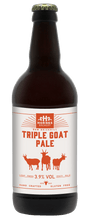 Triple Goat Pale Ale 3.9%