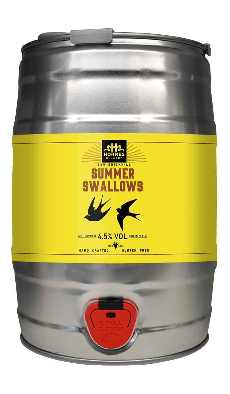 Summer Swallows 4.5%