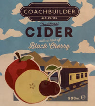 Wharf Cider - Black Cherry 4.0% VOL