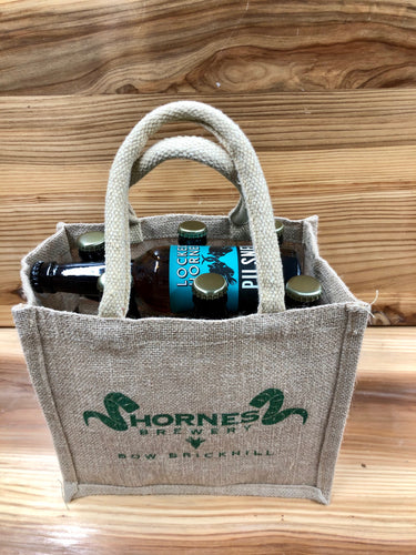 Jute Beer Bags (Bag only)