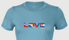 DROP Tee Shirt W's LOVE