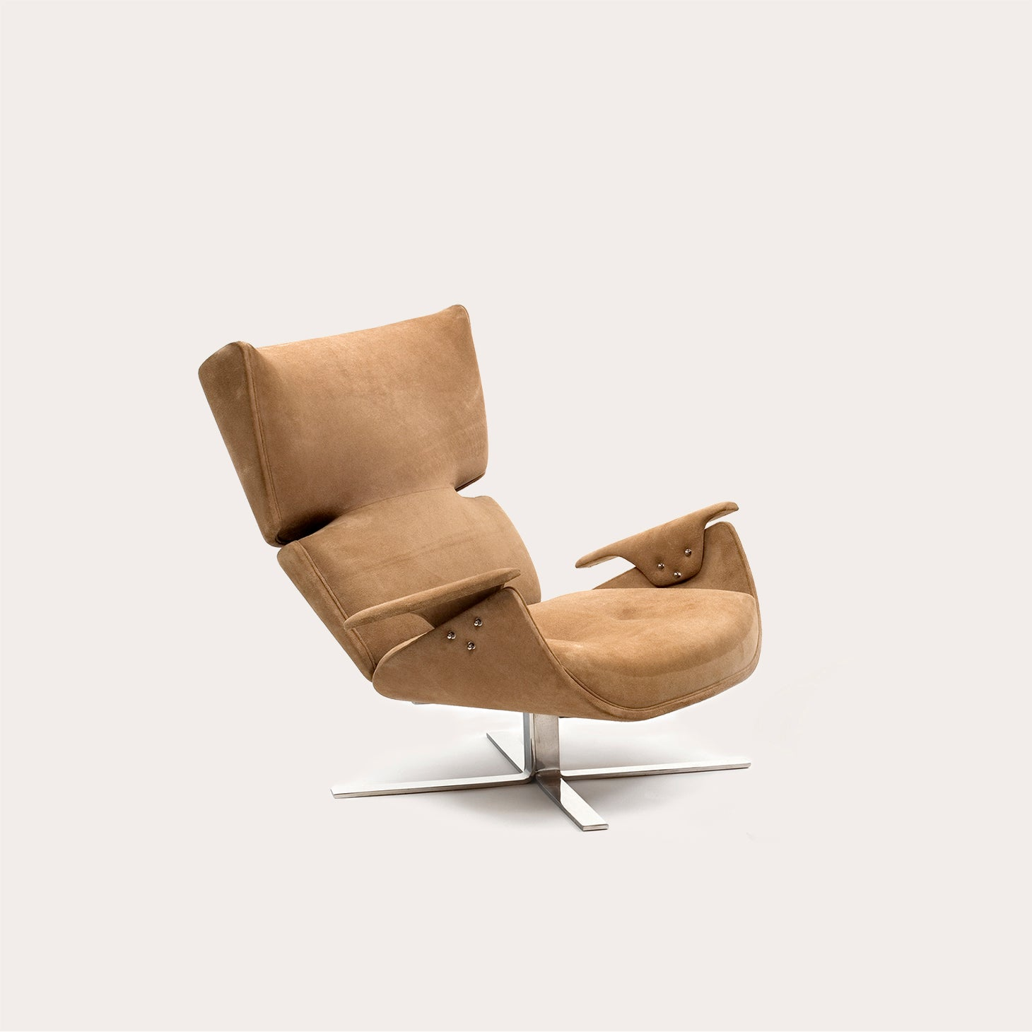 Paulistana Armchair Seating Jorge Zalszupin Designer Furniture Sku: 003-120-10031