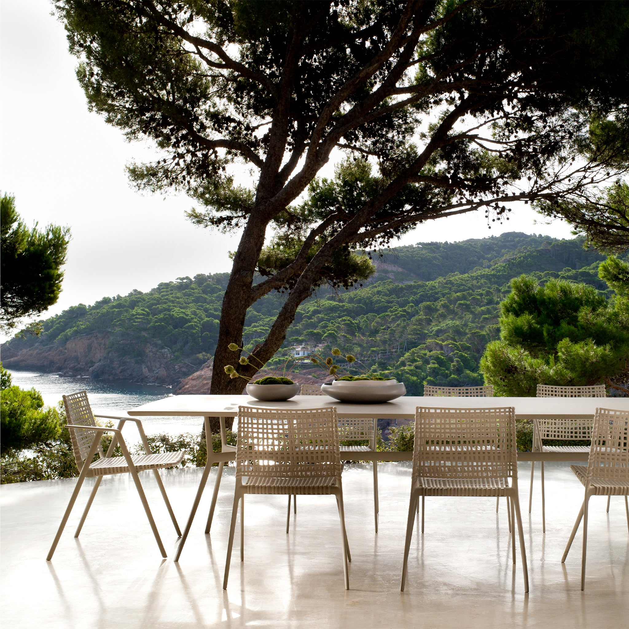 BRANCH Dining Table Outdoor Altherr Lievore Molina Designer Furniture Sku: 007-200-10214