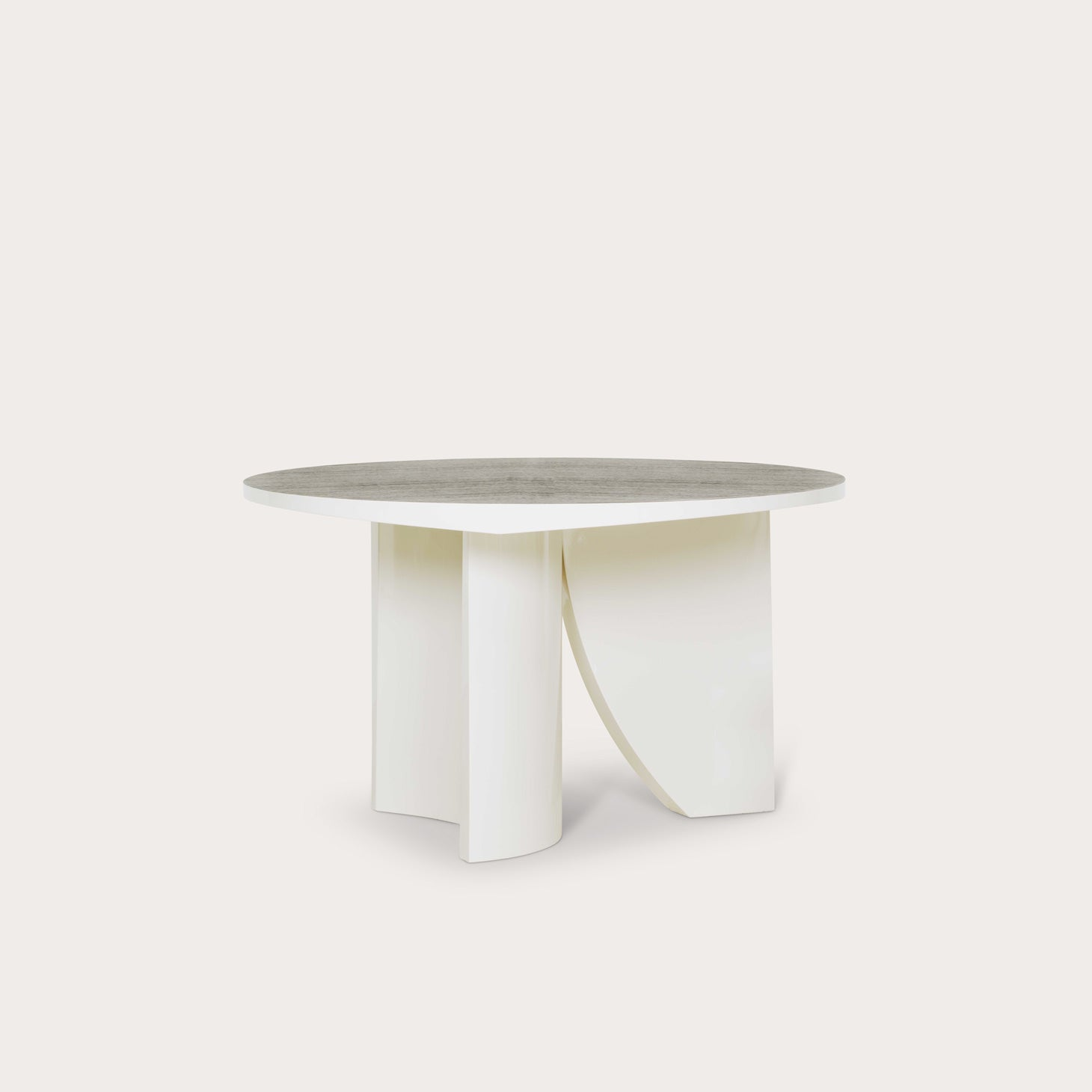TEO Lounge Table - Circle Tables Christophe Delcourt Designer Furniture Sku: 008-230-10465