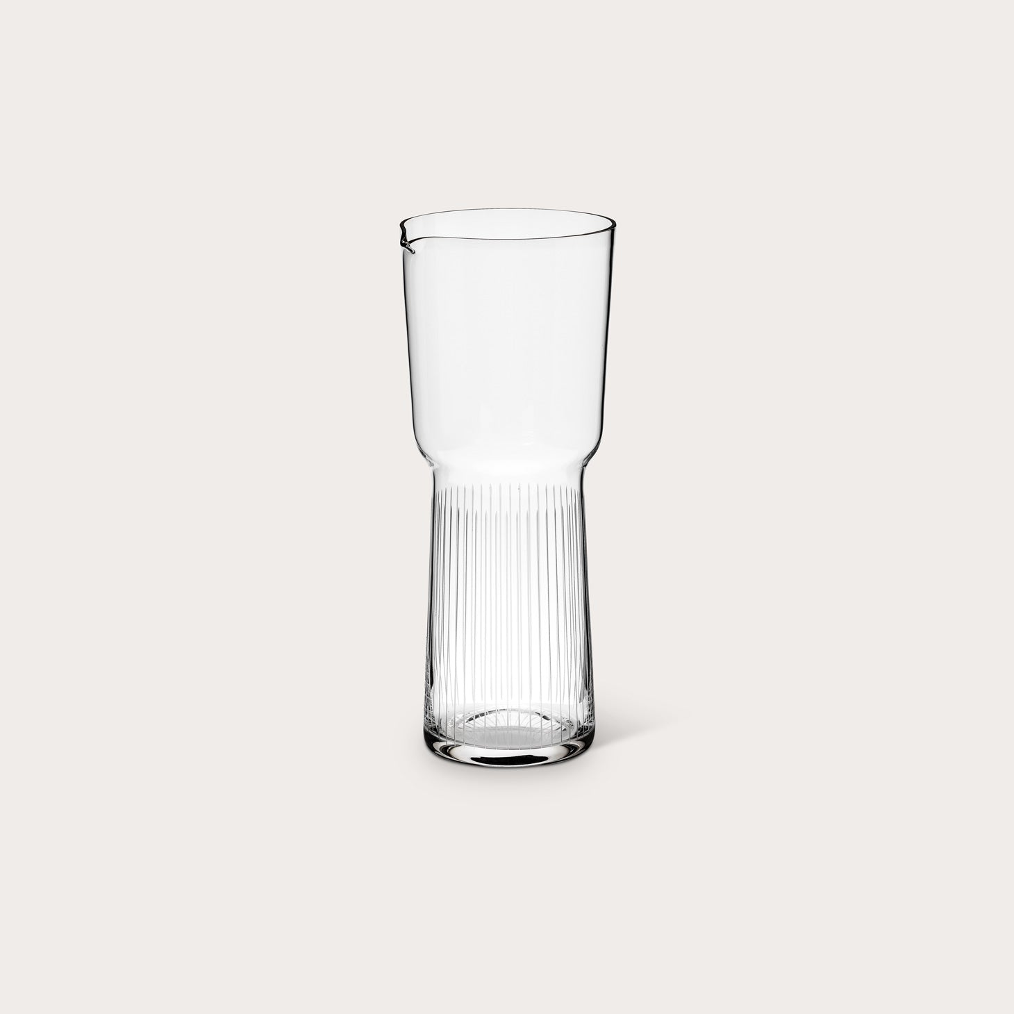 Otto Carafe Clear Accessories Yabu Pushelberg Designer Furniture Sku: 110-100-10000