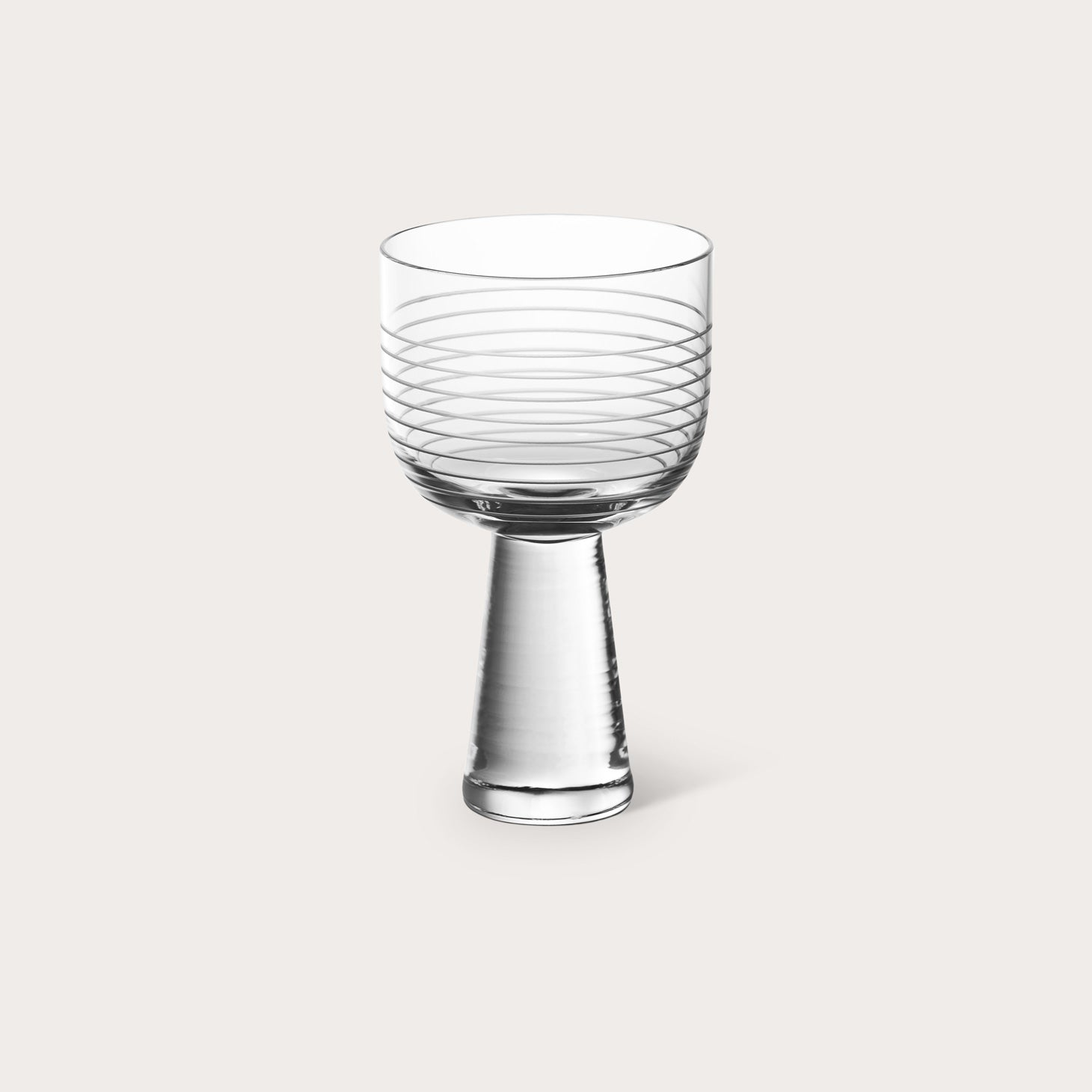 Otto Red Wine Glass Set of 2 Accessories Yabu Pushelberg Designer Furniture Sku: 110-100-10009