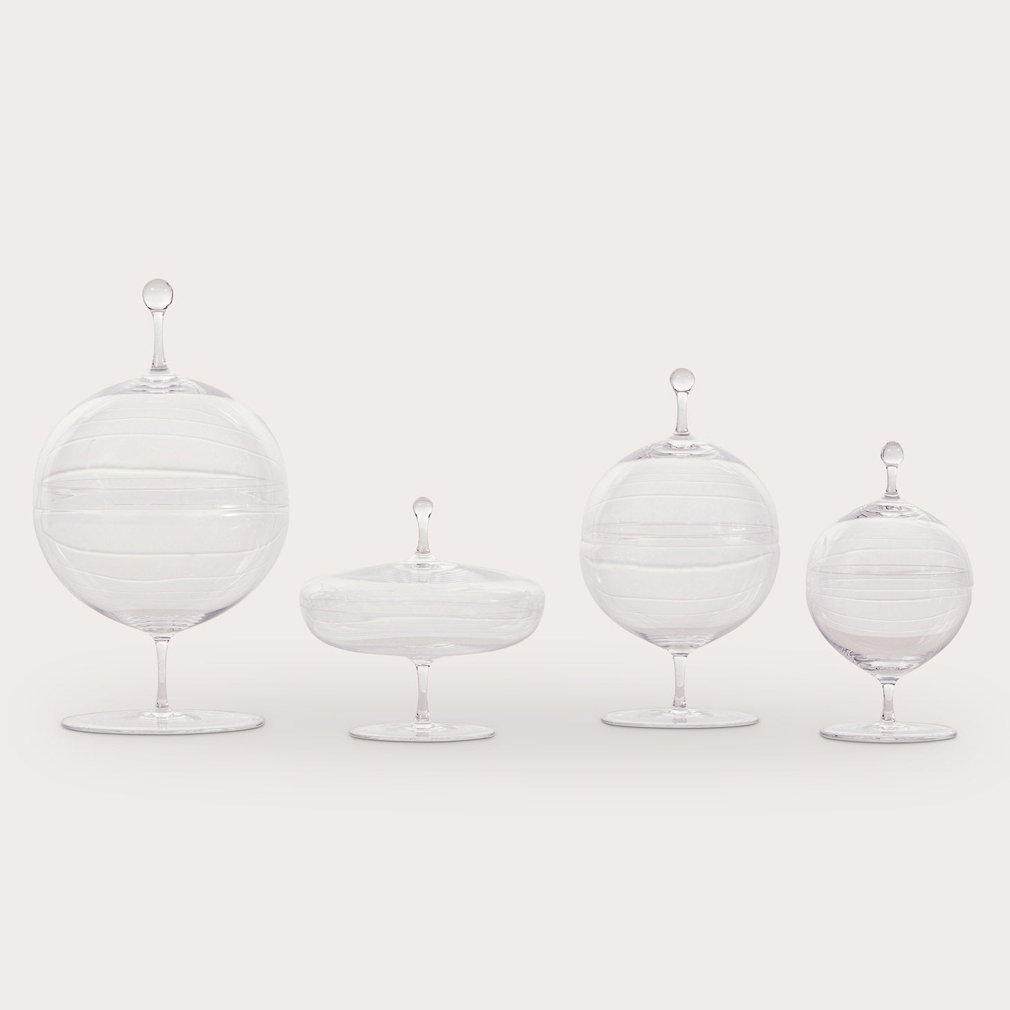 Candy Dishes Accessories Lobmeyr Designer Furniture Sku: 220-100-10041