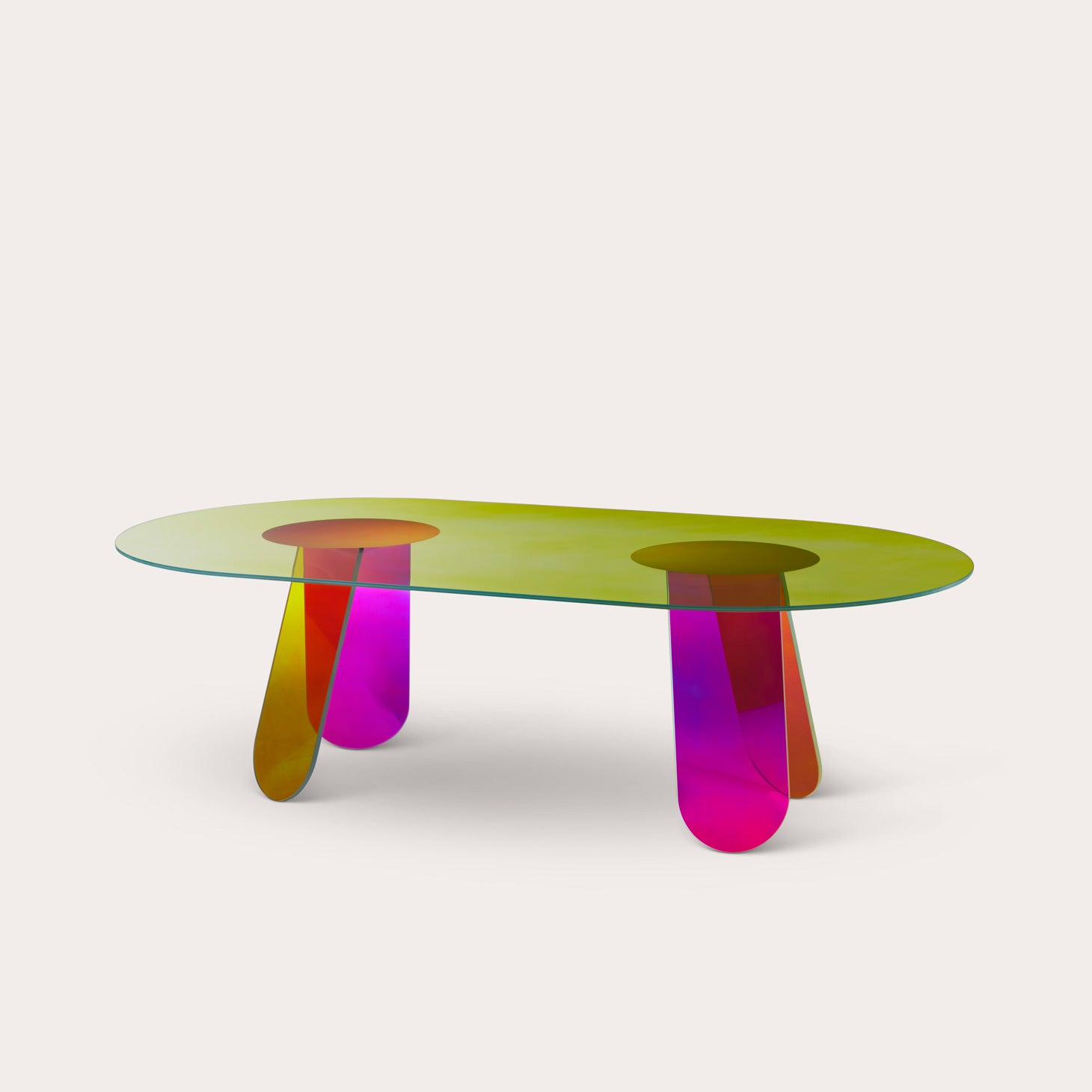 Shimmer Dining Table Tables Patricia Urquiola Designer Furniture Sku: 288-230-10270