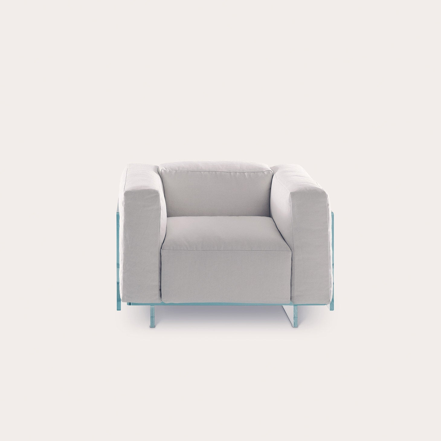 Crystal Lounge Seating Jean-Marie Massaud Designer Furniture Sku: 288-240-10021