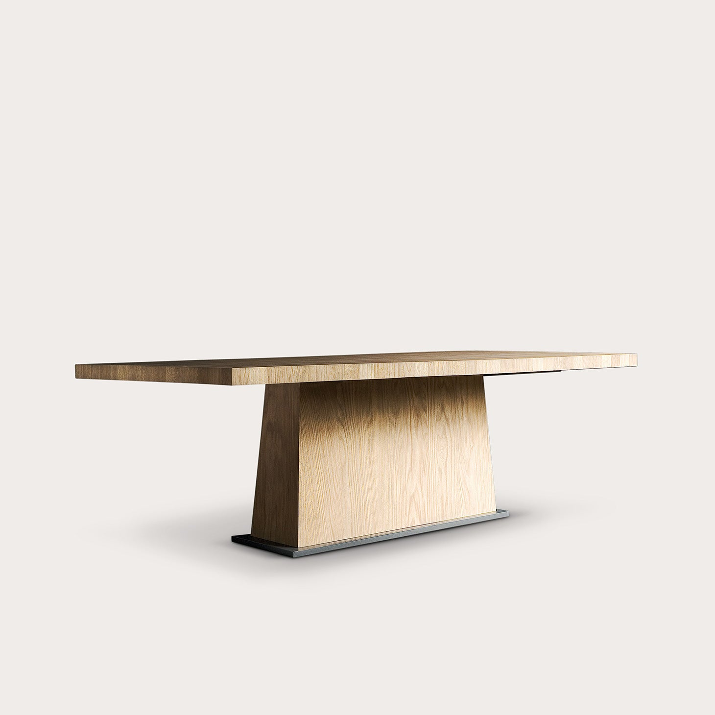 Kops Dining Table - Rectangle Tables Marlieke Van Rossum Designer Furniture Sku: 416-230-10190