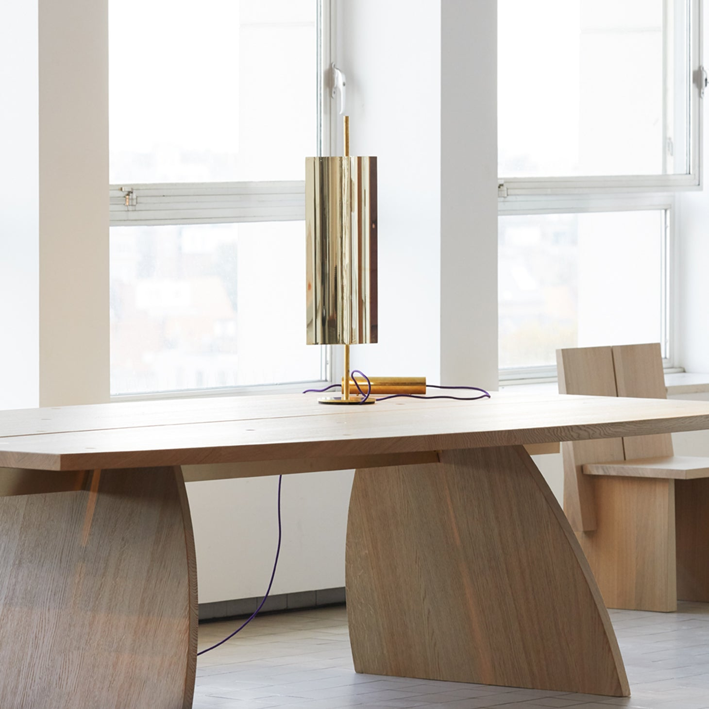 T Elements T Table Dining Tables By Andrea Tognon Avenue Road