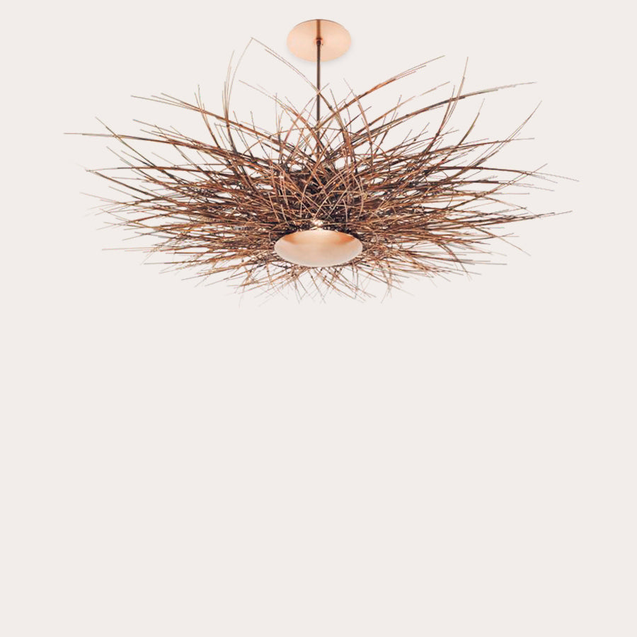 Rue Picot Round Lighting Kelvin Goddard & Lisa Santana Designer Furniture Sku: 494-160-10017