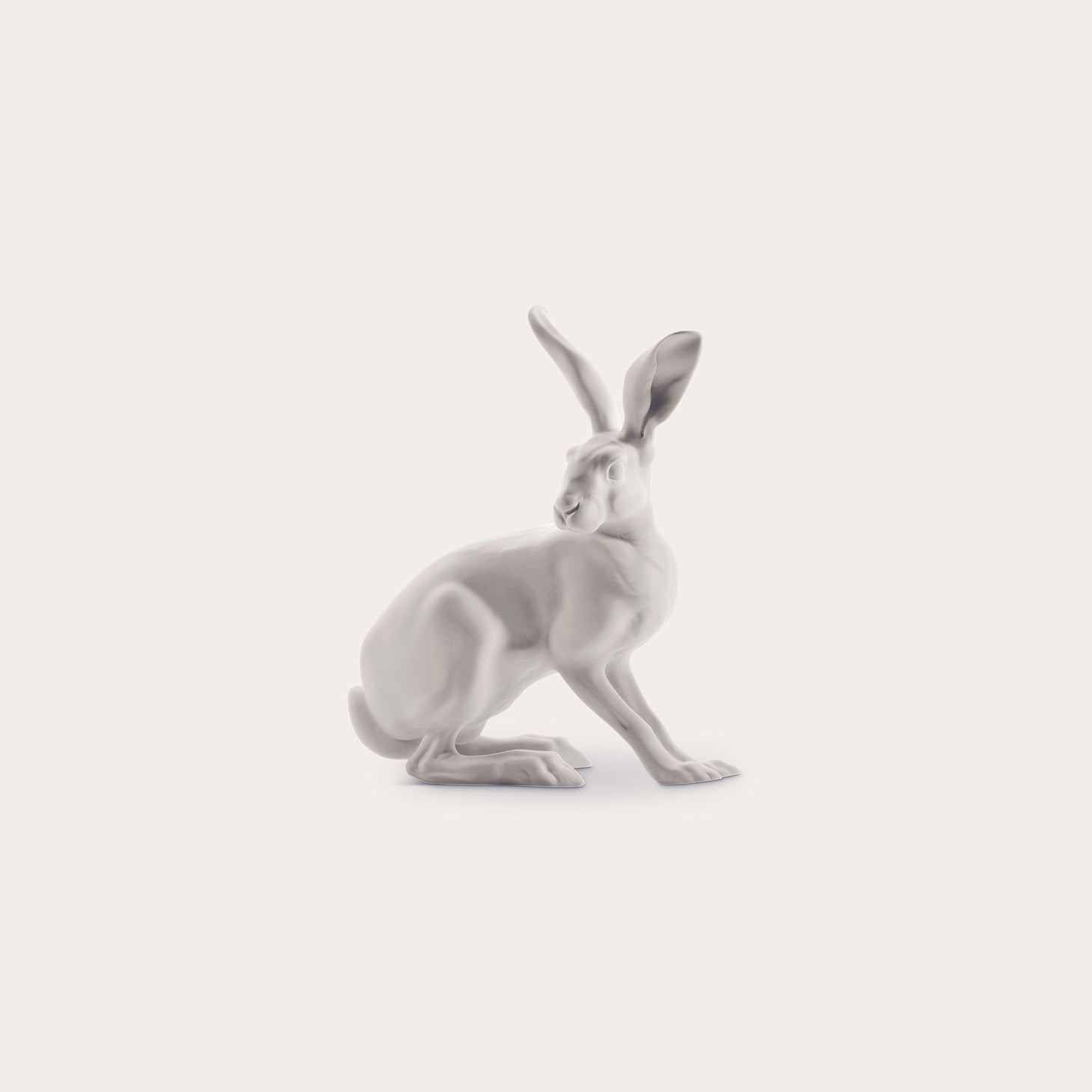 Animals-Hare Accessories Nymphenburg Designer Furniture Sku: 542-100-10003