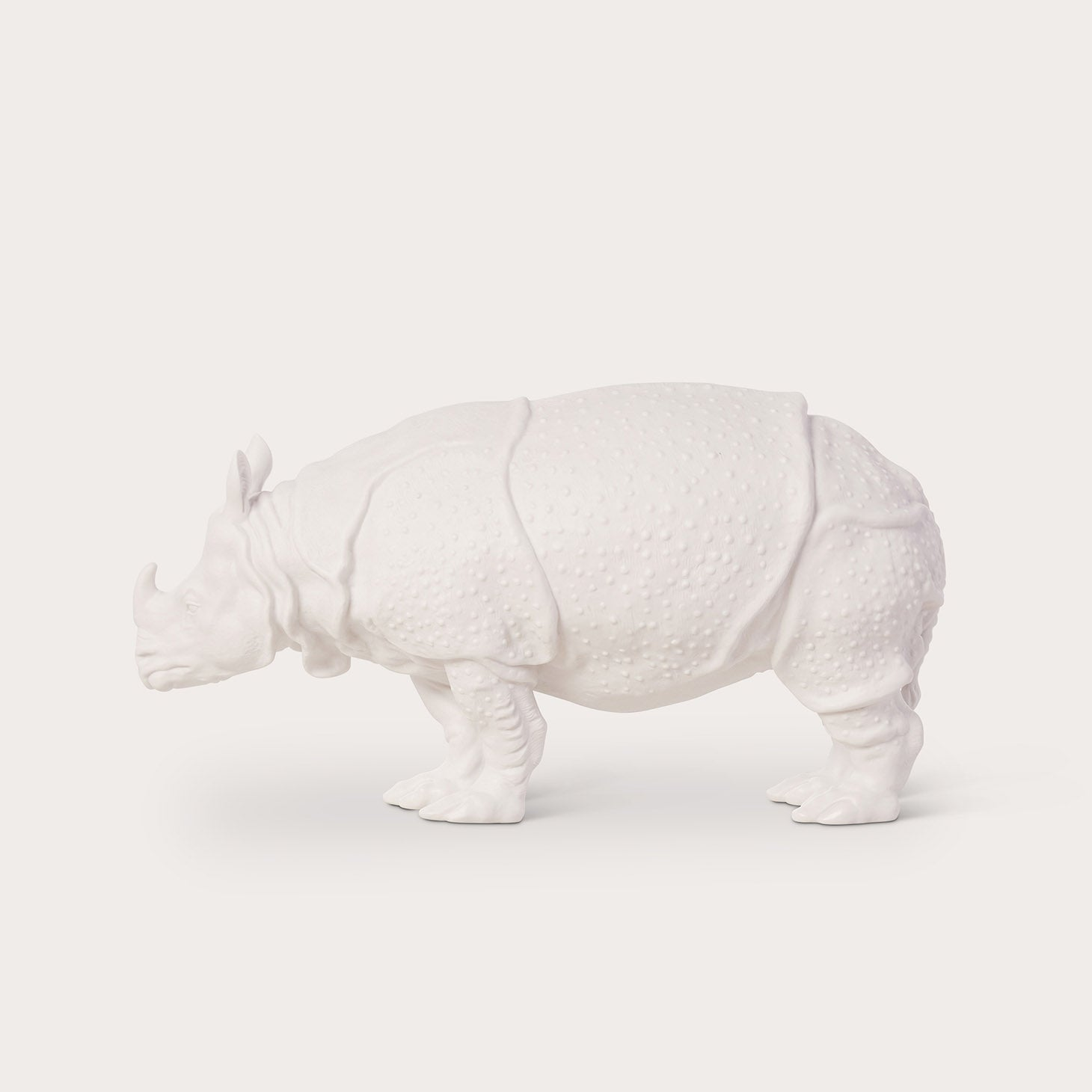 Animals-Rhinoceros Clara Accessories Nymphenburg Designer Furniture Sku: 542-100-10075