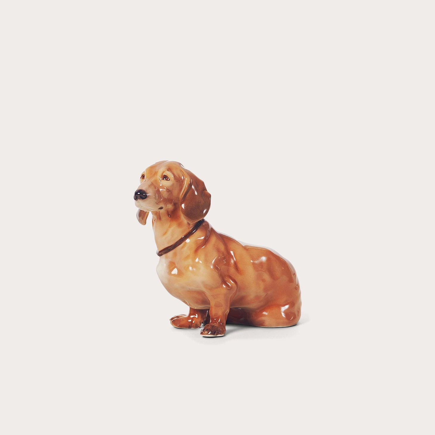 Dogs-Dachshund Accessories Nymphenburg Designer Furniture Sku: 542-100-10108