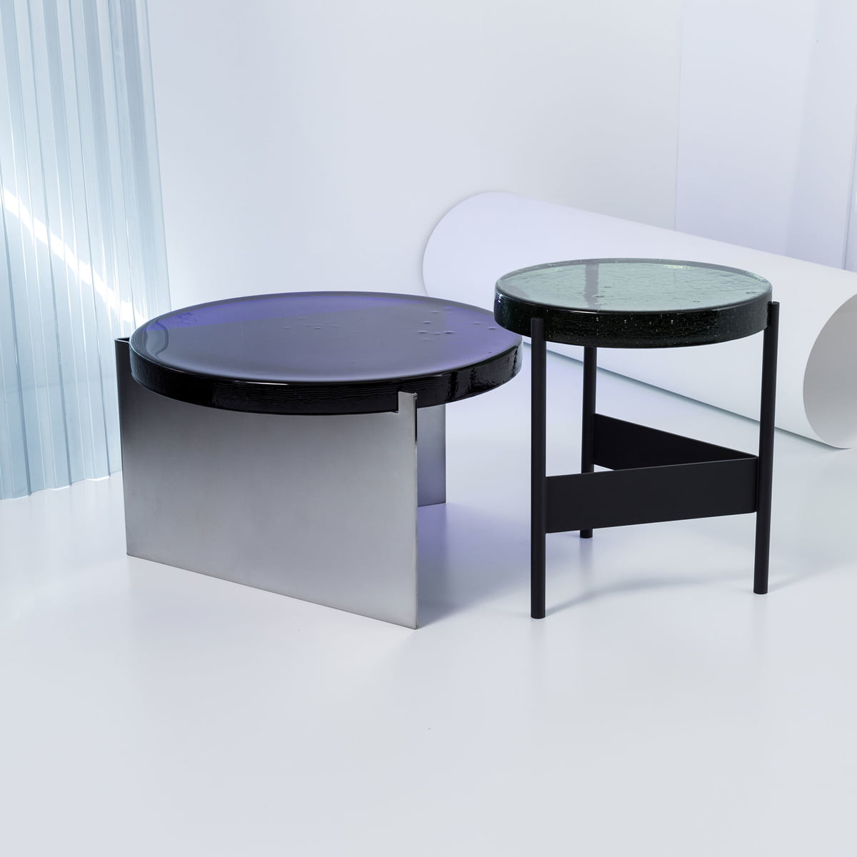 Alwa Two Tables Sebastian Herkner Designer Furniture Sku: 747-230-10011
