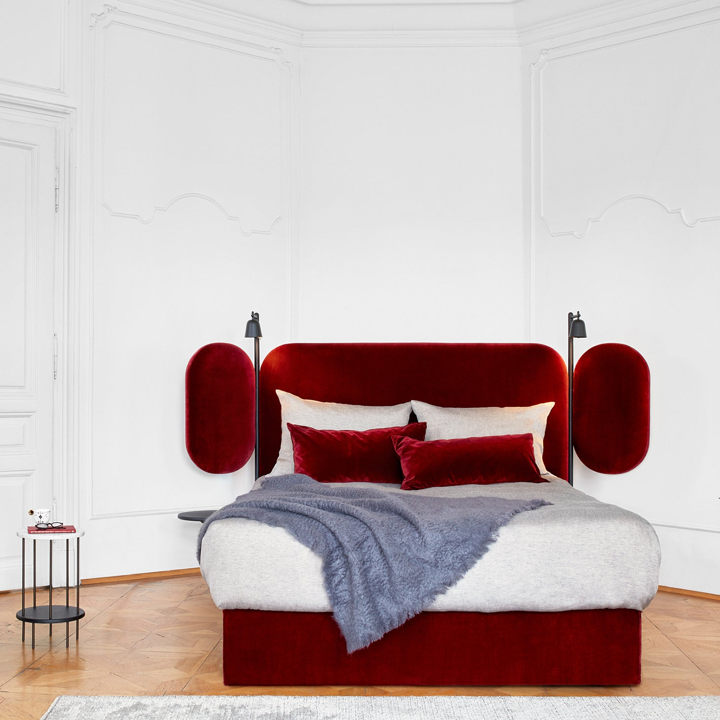 Wings Bed Beds Jaime Hayon Designer Furniture Sku: 758-110-10046