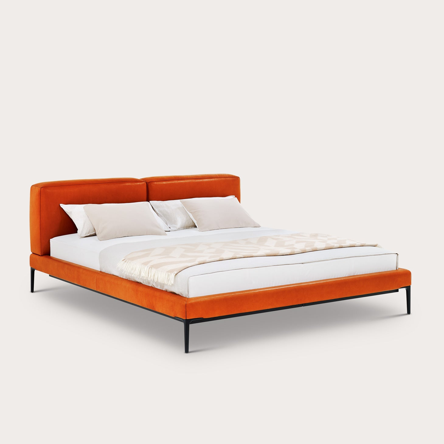 Joyce Cushion Bed Beds Nada Nasrallah & Christian Horner Designer Furniture Sku: 758-110-10058