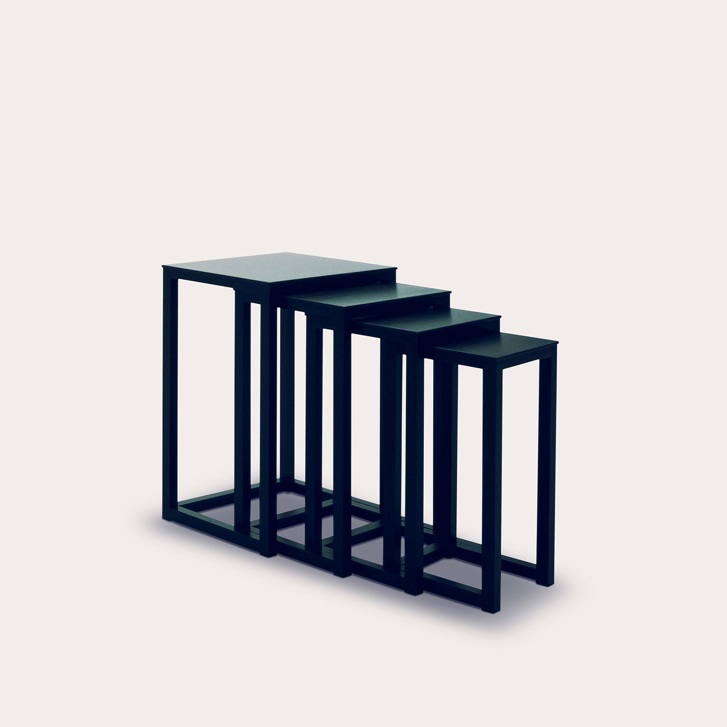 Satztische Hoffmann Tables Josef Hoffmann Designer Furniture Sku: 758-230-10020